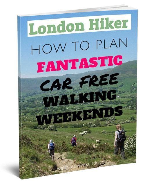 How to plan fantastic car free walking weekends
