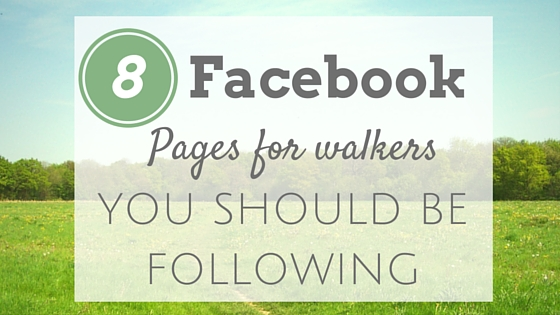 8 Facebook Pages for London walkers your should be following