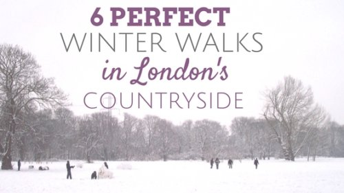 6 perfect winter walks in London's countryside